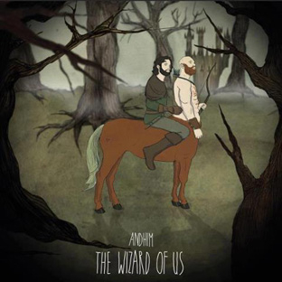 andhim - The Wizard Of Us EP
