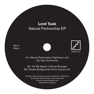 Lord Tusk - Natural Partnership EP