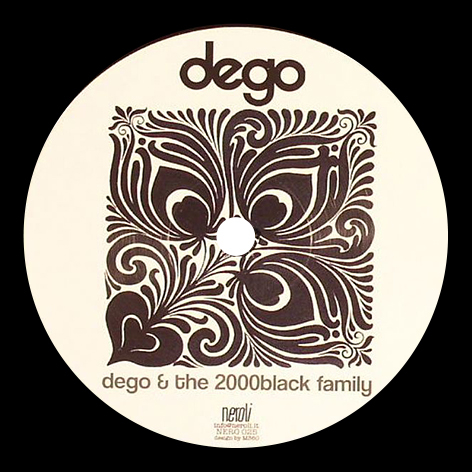 Dego & The 2000 Black Family - Find A Way