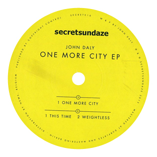 John Daly - One More City