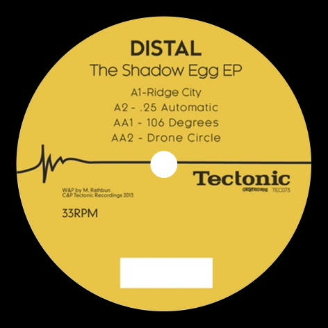 Distal - The Shadow Egg