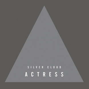 Actress - Silver Cloud EP  cover