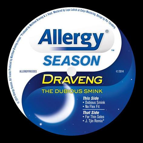RA: Allergy Season - Record Label