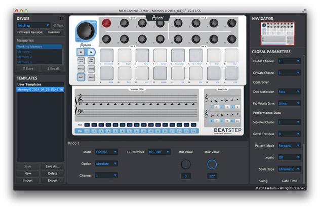 RA Reviews: Arturia - BeatStep (Tech)