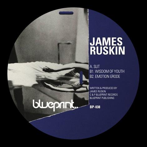 Ra reviews james ruskin slit ep on blueprint records single james ruskin slit ep malvernweather Image collections