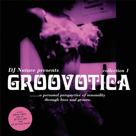 DJ Nature - Groovotica Collection 1