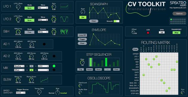 RA Reviews: Spektro Audio - CV Toolkit (Tech)