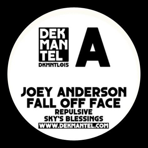 Joey Anderson - Fall Off Face