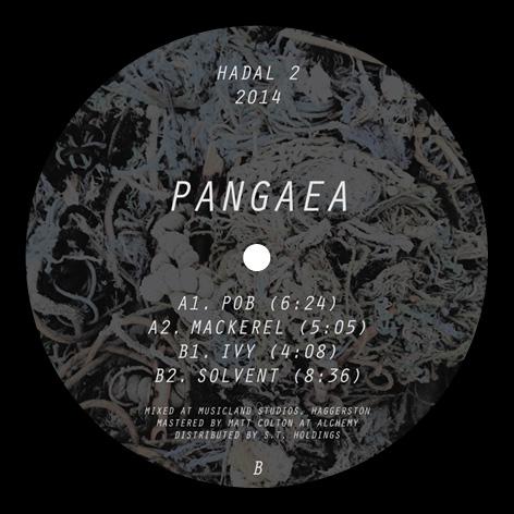 pangea cd  RA: Pangaea