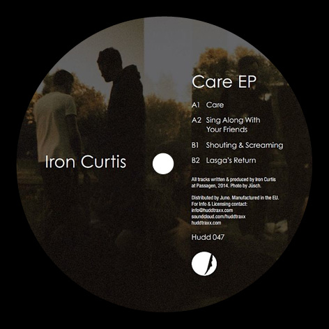 Iron Curtis - Care EP