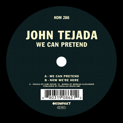 John Tejada – We Can Pretend