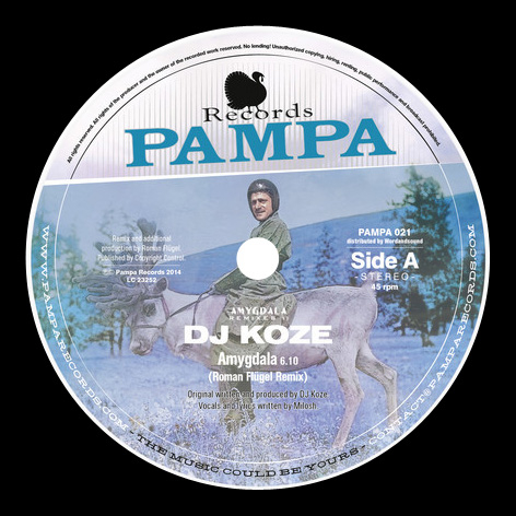 DJ Koze - Amygdala Remixes #2