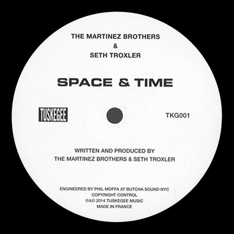 The Martinez Brothers and Seth Troxler - Space And Time