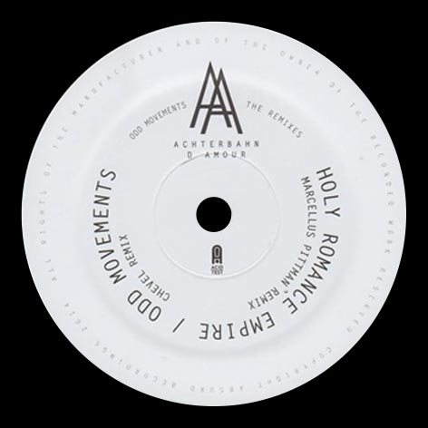 Achterbahn D'Amour - Odd Movements The Remixes