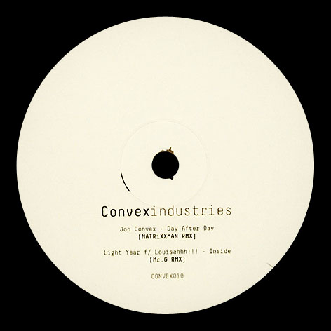 Jon Convex / Light Year - CONVEX010