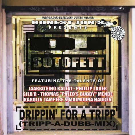 Dj Sotofett - Drippin' For A Tripp (Tripp-A-Dubb-Mix