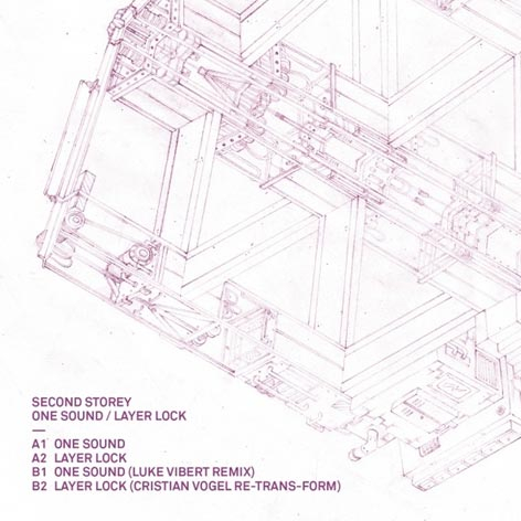 Second Storey - One Sound / Layer Lock