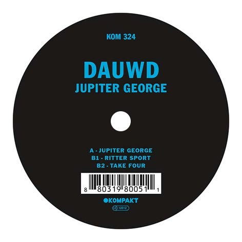 Dauwd - Jupiter George