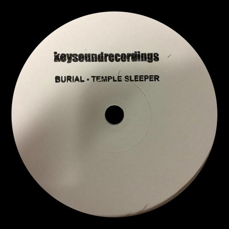 Burial - Temple Sleeper