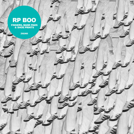 RP Boo - Fingers, Bank Pads & Shoe Prints