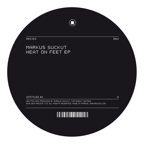 Markus Suckut - Heat On Feet EP