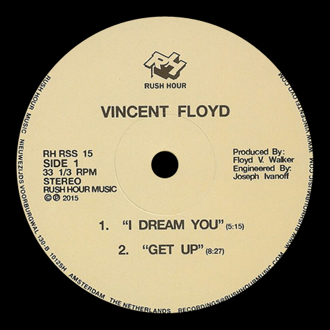 Vincent Floyd - I Dream You