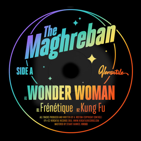The Maghreban - Wonder Woman