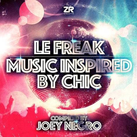 Various - Le Freak: Music Inspired By Chic