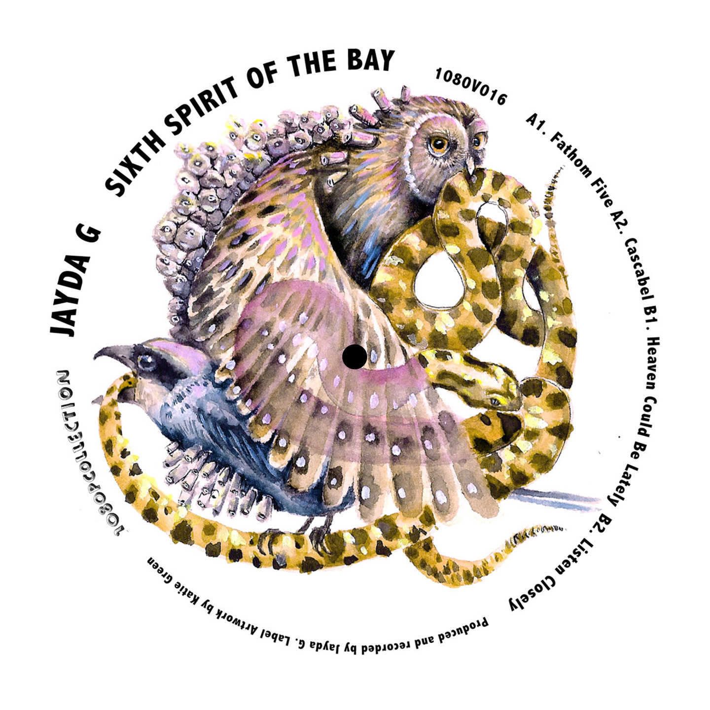 Jayda G - Sixth Spirit Of The Bay