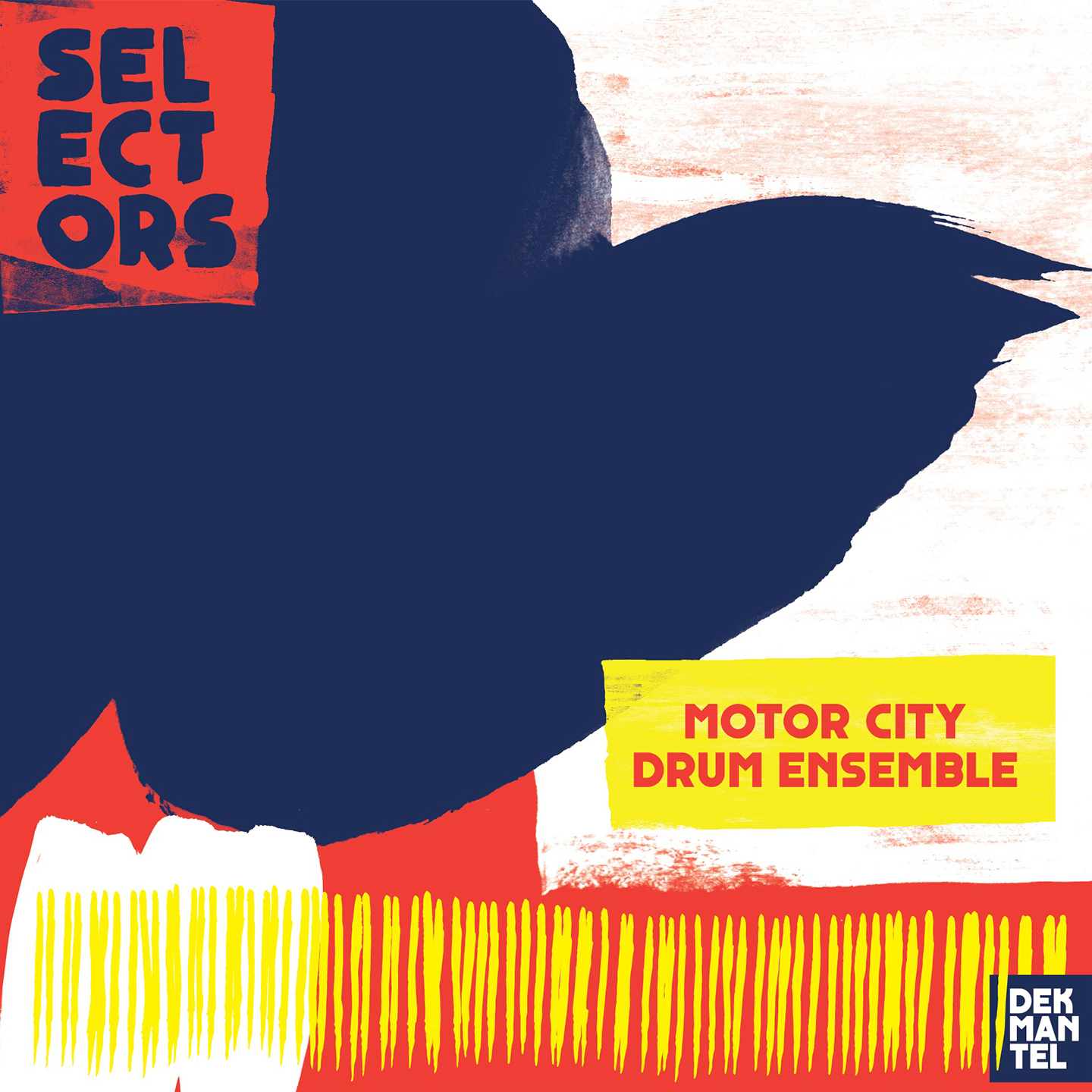 Various - Selectors 001: Motor City Drum Ensemble