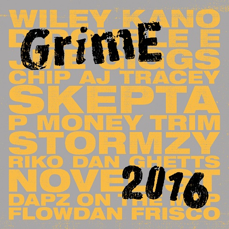 Various - Grime 2016
