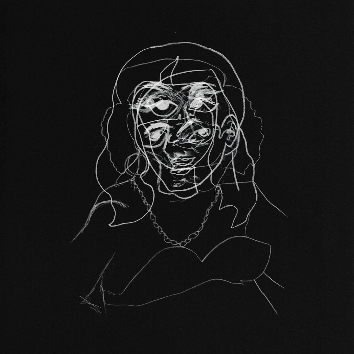 Ra Reviews Loke Rahbek City Of Women On Editions Mego Album Klara Brow Studio 02 Dark Lewis Too