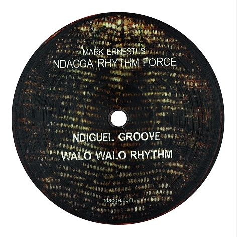 Mark Ernestus' Ndagga Rhythm Force - Walo Walo