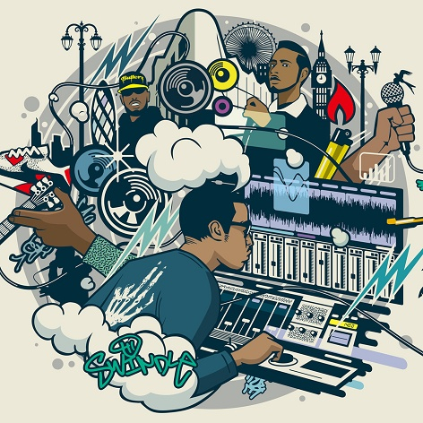 Swindle - Funk & Grime EP