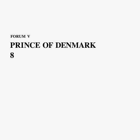 RA Reviews: Prince Of Denmark - 8 on Forum (Album)