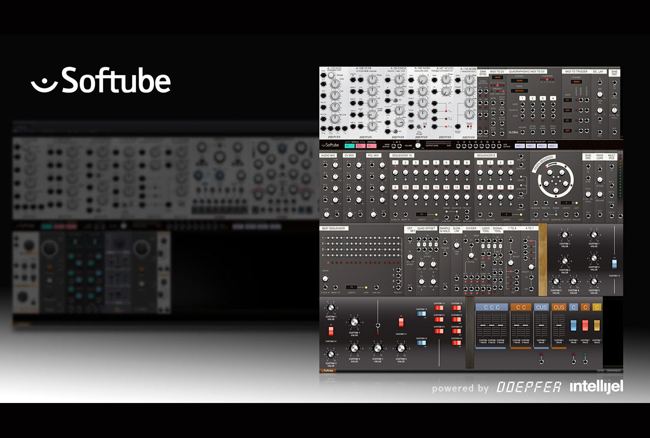 RA Reviews: Softube - Modular (Tech)
