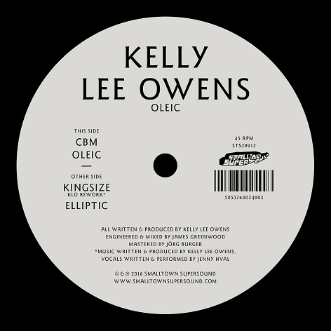 Kelly Lee Owens - Oleic