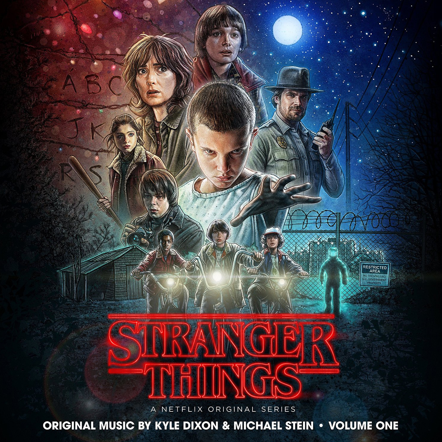 Kyle Dixon & Michael Stein - Stranger Things, Vol. 1 & 2