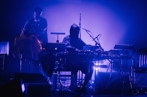 RA Reviews: Actress and the London Contemporary Orchestra ...