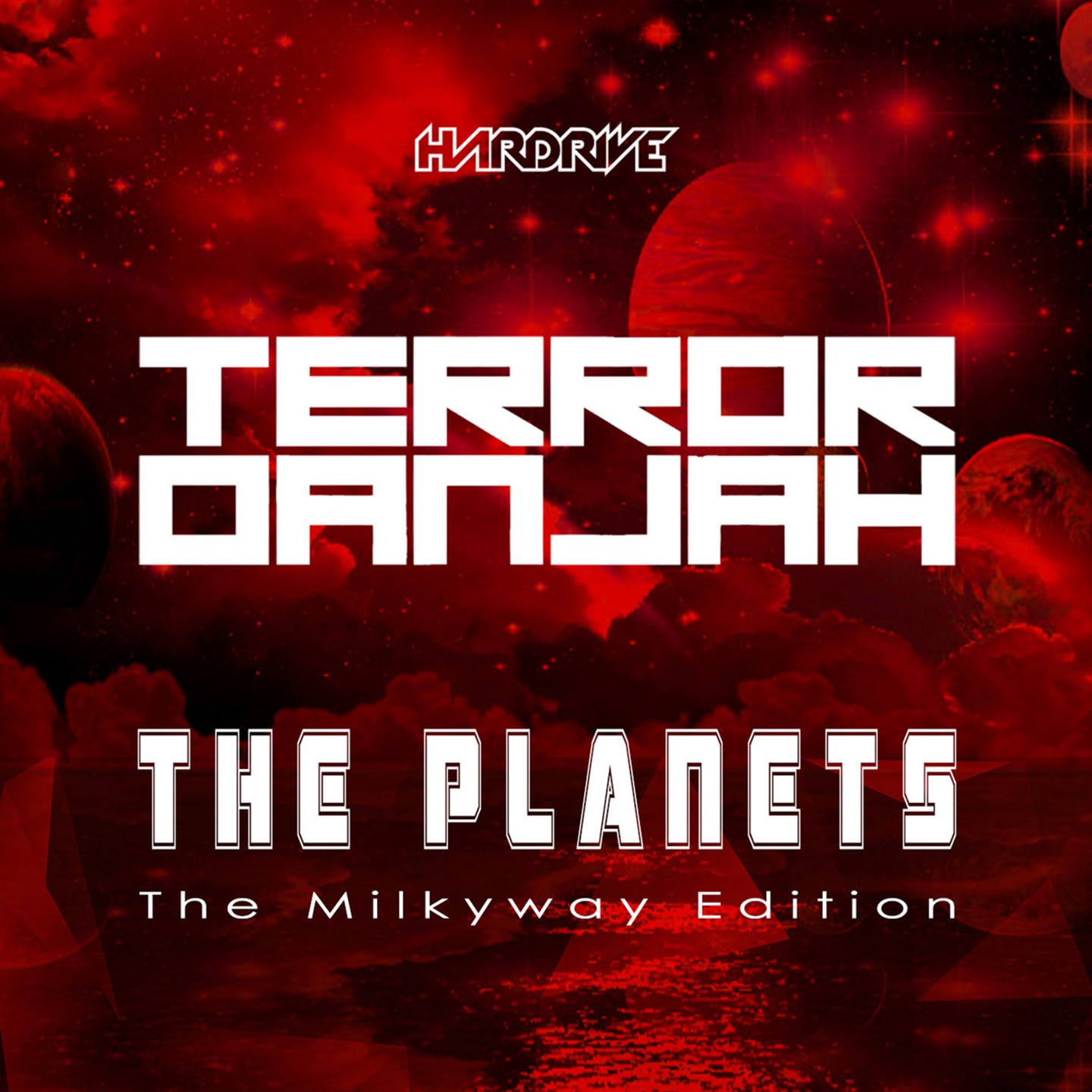 Terror Danjah - The Planets: The Milkyway Edition