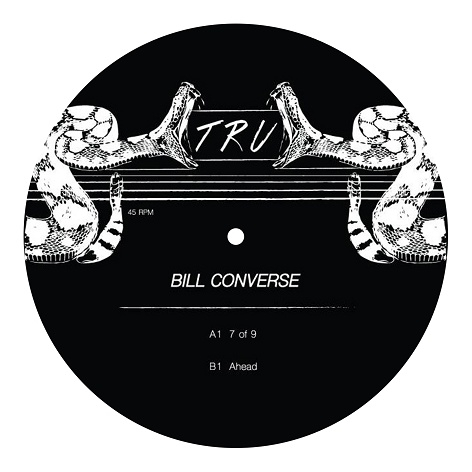 Bill Converse - 7 Of 9 / Ahead