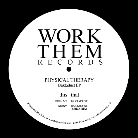 Physical Therapy - Baktadust