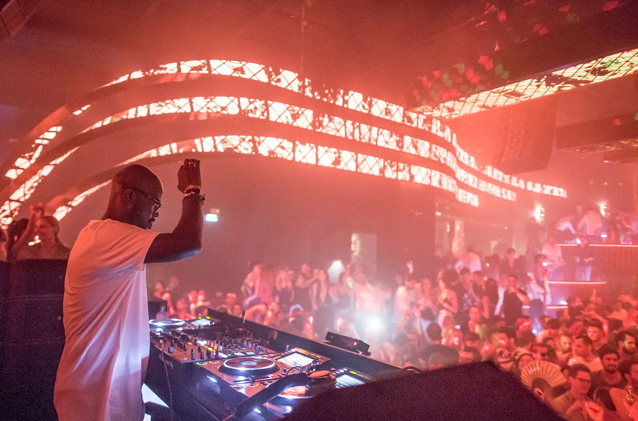 ra reviews: black coffee at hï ibiza at hï ibiza (event)