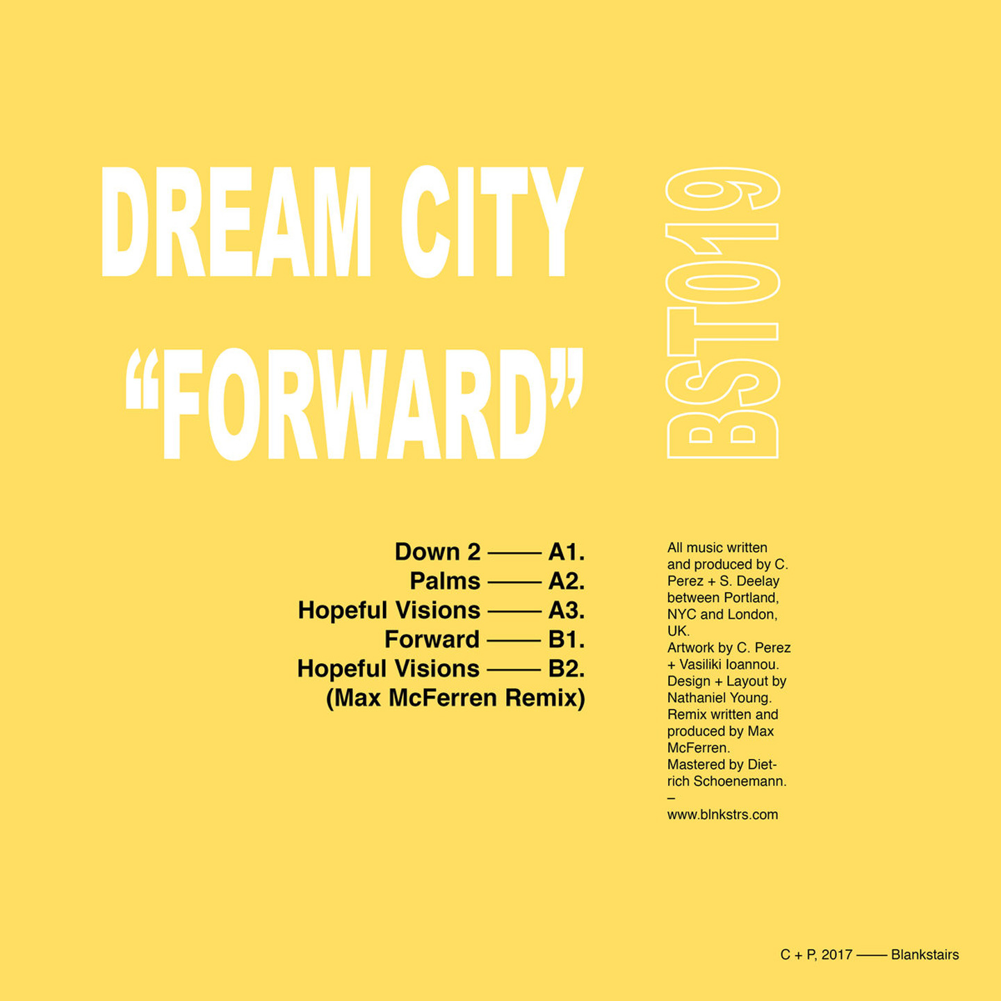 Dream City - Forward
