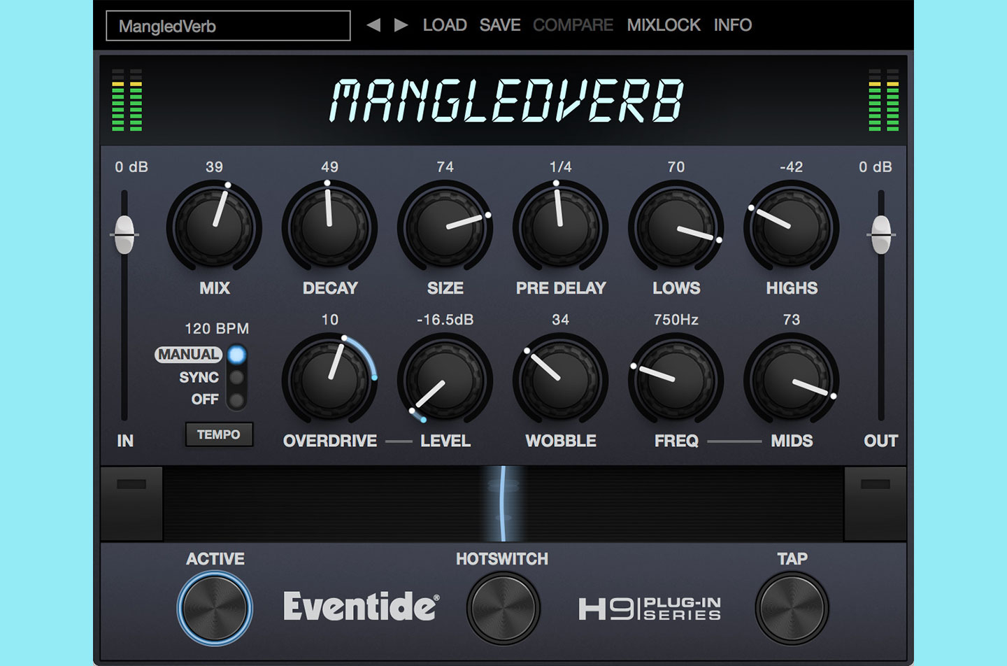 Eventide - MangledVerb