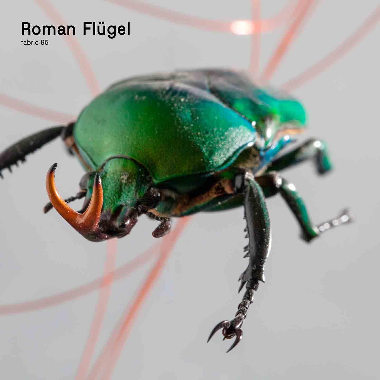 Ra Reviews Roman Flgel Fabric 95 On Records Album New Beat Street Esp Black Solo