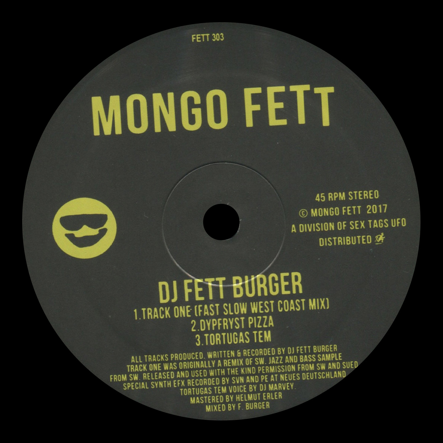 DJ Fett Burger - Track One