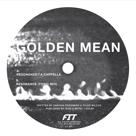 Golden Mean - Resonance