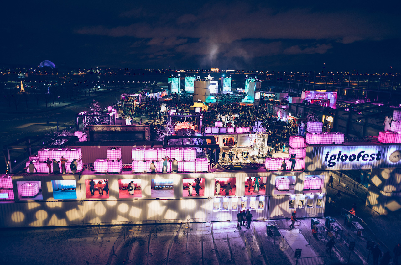 Weekend Four at Igloofest 2017
