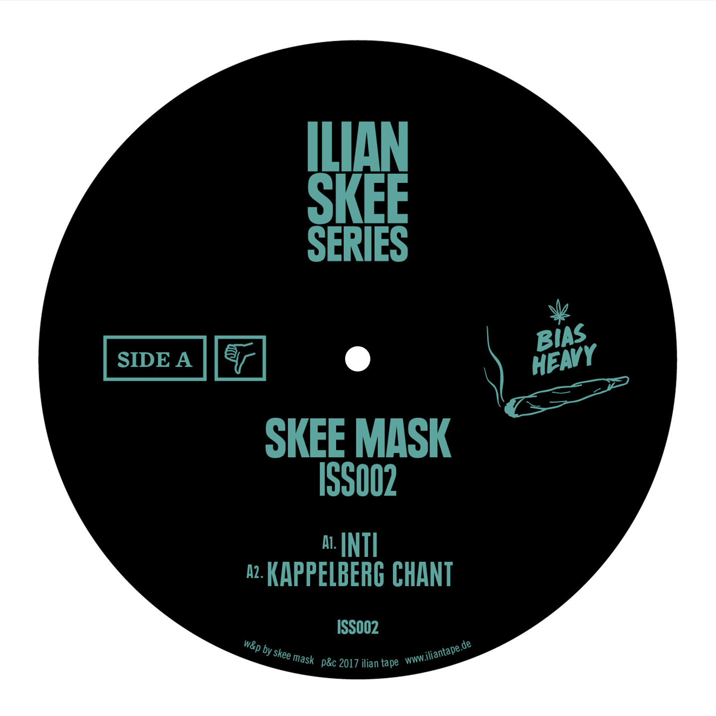 Skee Mask ‎- ISS002